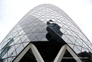 Foster+Partners Gherkin Tower impressionant