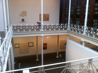 Fundació Tàpies Espais d'exposició