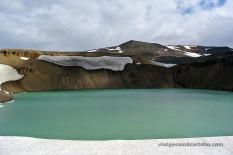 Cràter del Volcà Viti