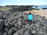 Skardvík Platja Còdols gegants