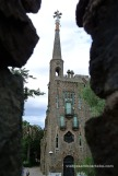 Torre Bellesguard des d'un merlet