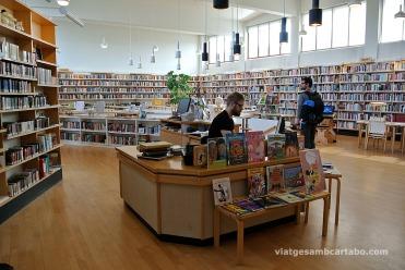 Biblioteca especialitzada en allò nòrdic