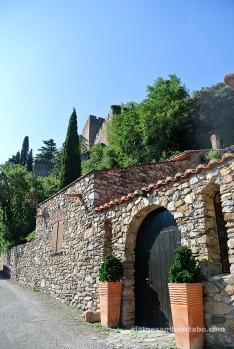 El Castell de Castellnou presideix el poble