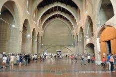 L'església dels dominicans acull una de les exposicions del Visa