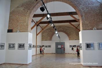 Una altra de les exposicions del Visa al centre de Perpinyà