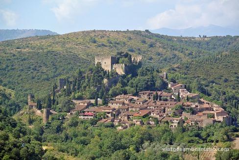 Vista general del Castell de Castellnou