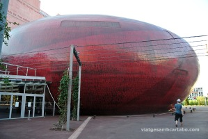 Teatre de l'Arxipèlag de Jean Nouvel