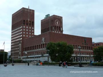 Ajuntament d'Oslo