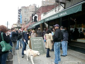 The Village Petstore and Charcoal Grill a Greenwich Village