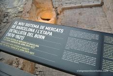 Born cartells restes arqueològiques