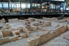 Born restes arqueològiques i públic