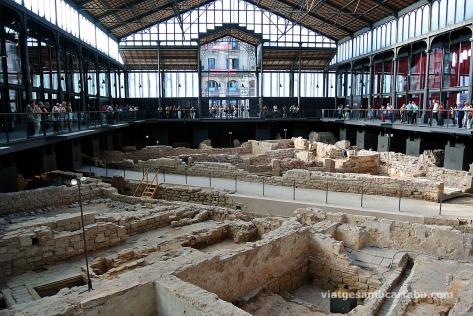 Born restes arqueològiques