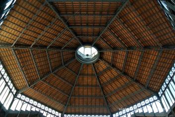 Born sostre cúpula