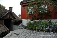 Carrer Damstredet a Oslo