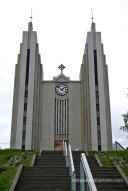 Akureyri Església de Gudjon Samuelsson