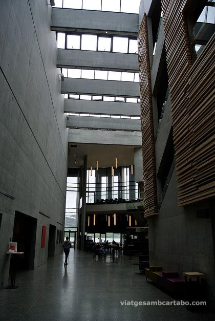 Centre Hof entrada