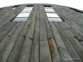Centre Hof Textura façana