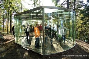 Ekeberg Pavillion de Dan Graham