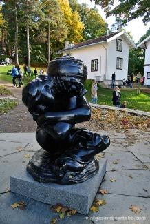 Escultura d'Auguste Rodin