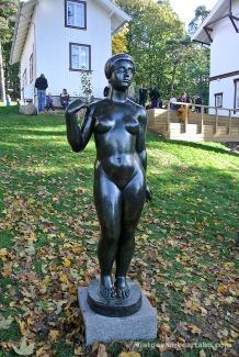 Nue sans draperie d'Aristide Maillol