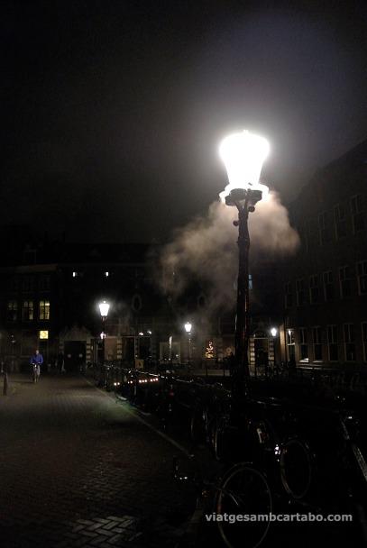 Obra de l'Amsterdam light Festival