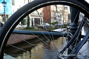 Les bicicletes, les autèntiques reines d'Amsterdam