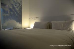 Hotel Renaissance llit sense vidre