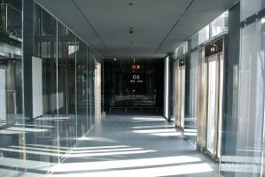 Hotel Renaissance passadís