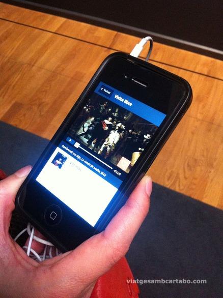 Aplicació mòbil del Rijksmuseum