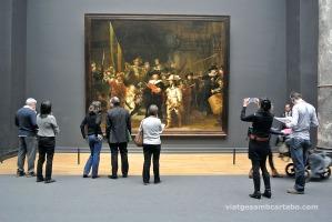 """Rijksmuseum """"La ronda de nit"""""""
