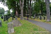 Buscant la tomba d'Edvard Munch
