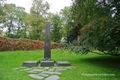 La tomba de Henrik Ibsen