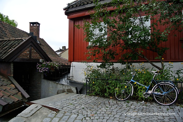 Damstredet bicicleta