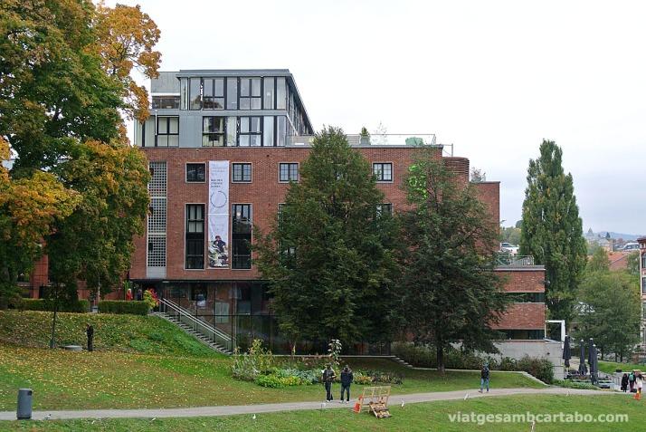 El DogA, el centre del disseny i l'arquitectura d'Oslo