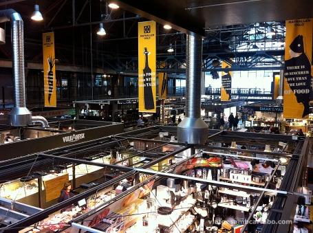 Mathallen vol ser la referència gastronòmica d'Oslo