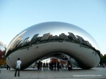 Chicago The Bean d'Anish Kapoor