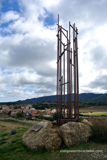 """""""L'orgue del camp"""" de Josep Guinovart"""