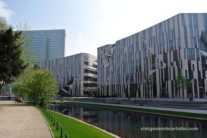 Centre Comercial de Daniel Libeskind
