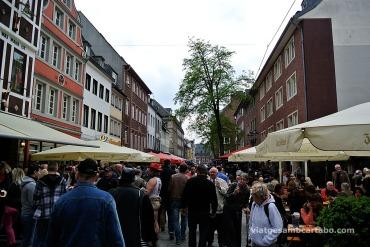Bolkerstraße, la barra més llarga del món