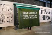 Matadero Exposició Obra còmic