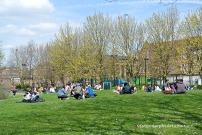 Parc a prop de Columbia Road
