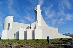 Stykkishólmur església darrera