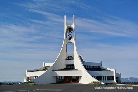 Stykkishólmur església frontal