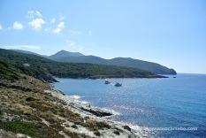 Vaixells gaudint de la costa del Cap Corse
