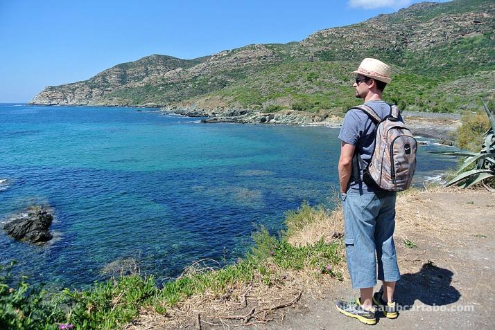 Cap Corse davant del mar