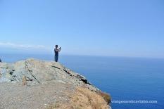 Fotografiant la costa del Cap Corse