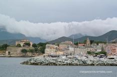 Saint Florent port i al fons Ciutadella