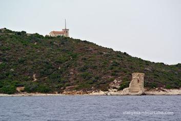 Saint Florent torre genovesa de prop