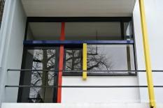 Rietveld House balcó