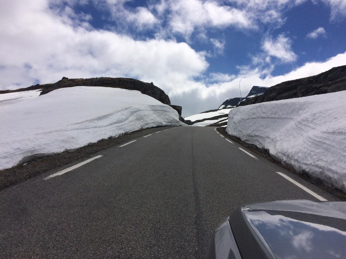 Rutes Turístiques Nacionals de Noruega.